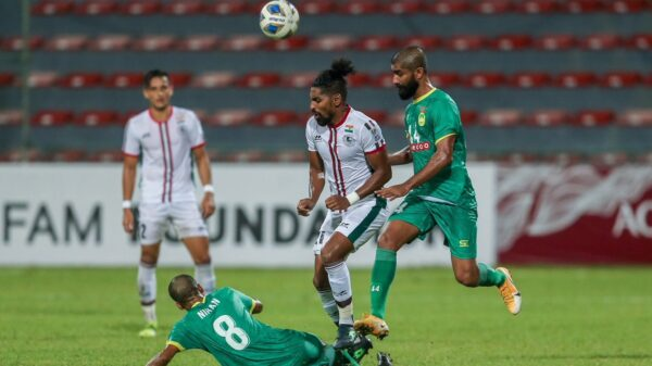 ATK Mohun Bagan reached knockout stage of AFC Cup