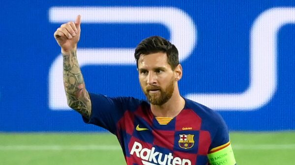 Comments on Lionel Messi's exit from Barcelona