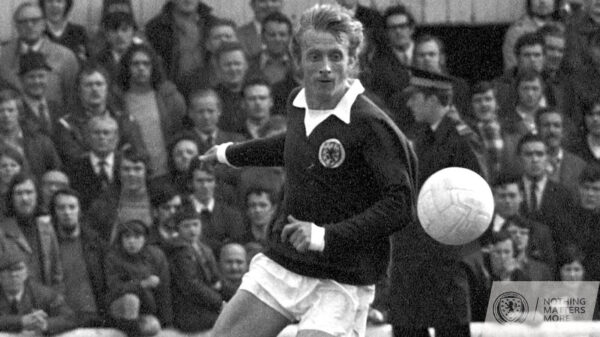 Denis Law opened up on mixed dementia diagnosis