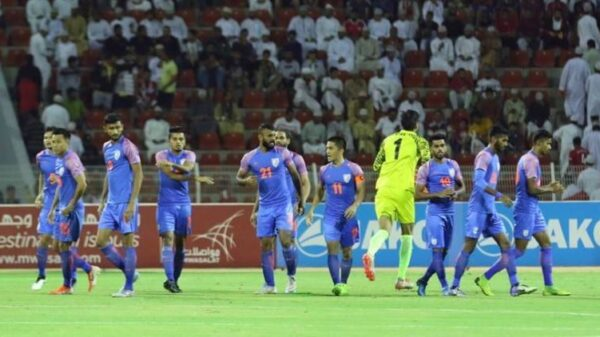India a minnow in world football
