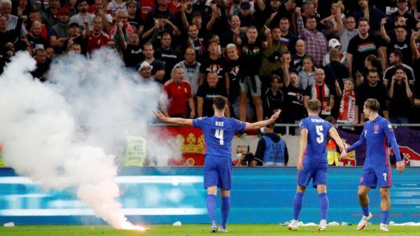 England players faced racial abuse during WC qualifiers match