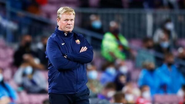 Ronald Koeman will be paid handsomely if he leaves Barcelona