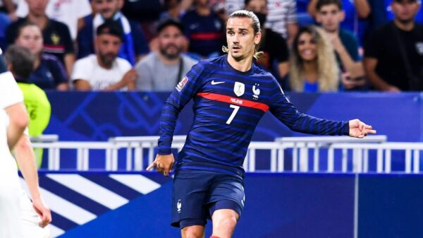 France win over Finland in World Cup qualifiers