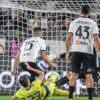 Juventus defeat Spezia earning first victory of the season