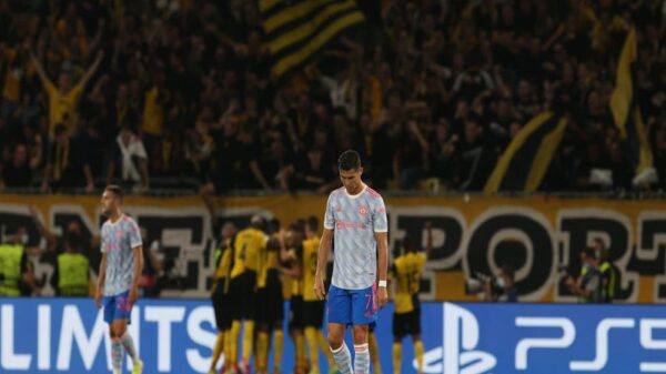Young Boys stunned Manchester United in Champions League opener