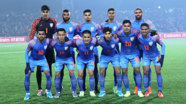 Indian football team to play friendly against Nepal today