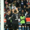 PSG beat Montpellier winning all eight matches of the season