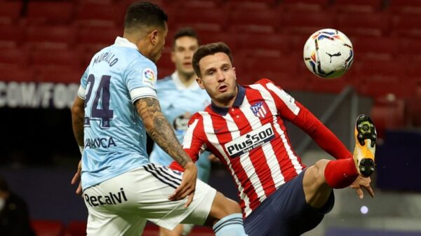 Chelsea signed Atletico Saul Niguez on loan deal