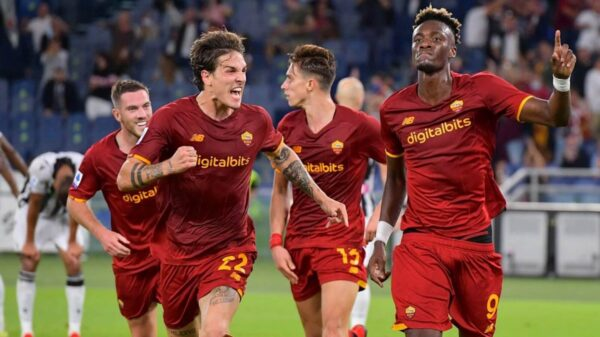 Serie A Recap: Roma and Napoli registered a win