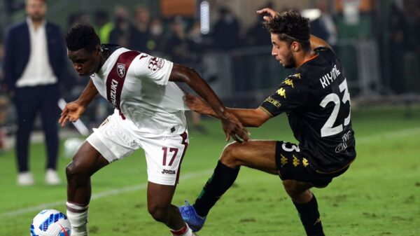 Serie A: Venezia and Torino shared scores with a draw