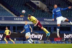 Everton smashed Burnley with Townsend amazing performance