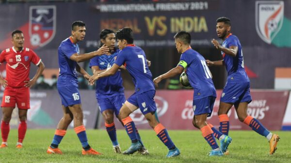 India held draw with Nepal in international friendly