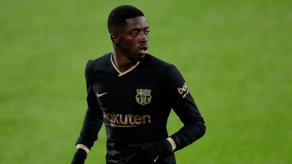Manchester United leads the race to sign Ousmane Dembele