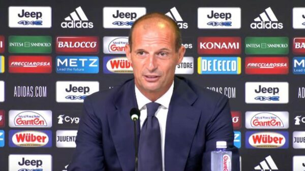 Juve coach Max Allegri accused of cheating and ghosting ex-girlfriend