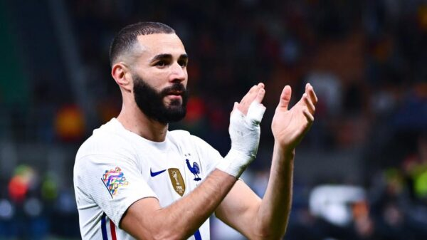 Benzema and Enrique on UEFA Nations League final clash