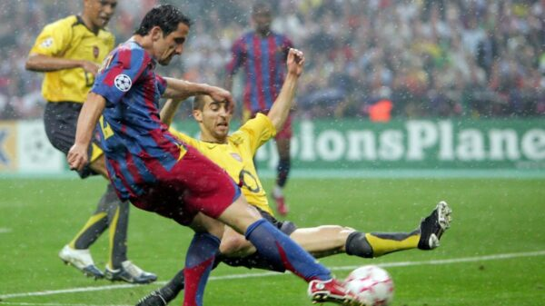Juliano Belletti commented on upcoming El Clasico