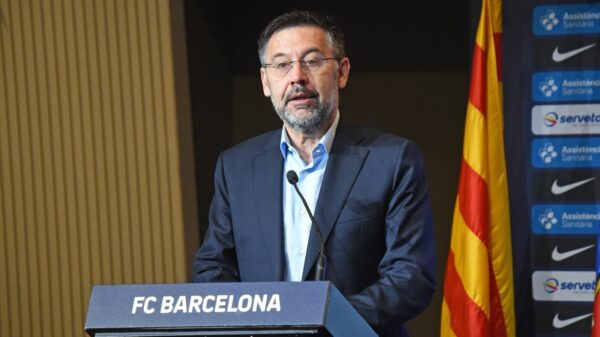 Former Barcelona president Bartomeu responded to Laporta's comment