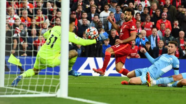 Premier League: Manchester City and Liverpool shared draw scores