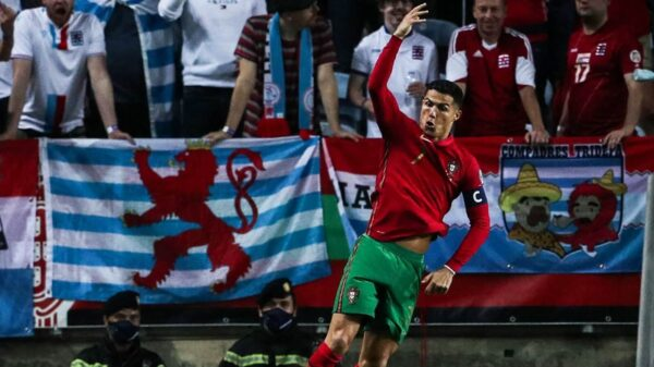 World Cup Qualifiers: Ronaldo scores hat-trick as Portugal leads group race
