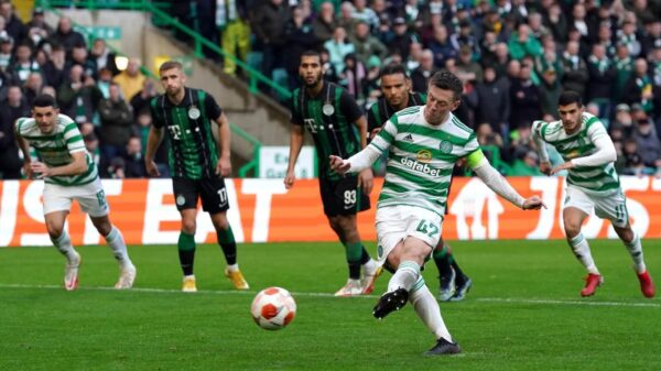 Europa League: Celtic beat Ferencvaros earning first group win